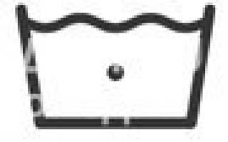 Ярлыки на одежде расшифровываем знаки и символы