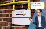 Как заменить газовый счетчик в квартире