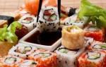 Срок годности суши готовых в холодильнике
