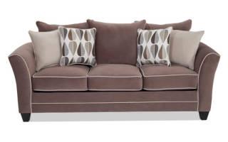 Претензия на диван